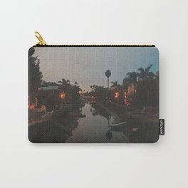 Venice Canals, Los Angeles, CA  Carry-All Pouch