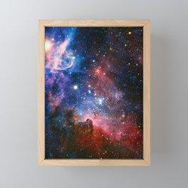 Carnia Nebula Framed Mini Art Print