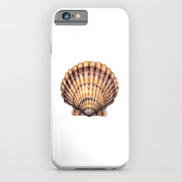 Bay Scallop iPhone Case