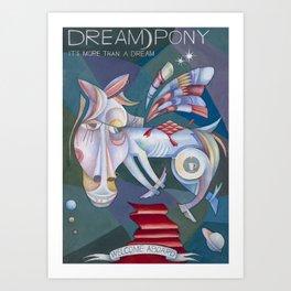 Dream Crew Art Print