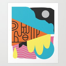 Espectre (#3) Art Print