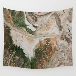 Kirsten Paint Pour Wall Tapestry