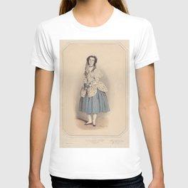 Kaiser Eduard  ArElisa Albert Bellon im Ballet Manon Lescaut in der TitelrolleAdditional Manon Lescaut T-shirt