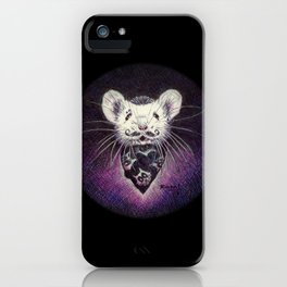 Felix the Mouse iPhone Case