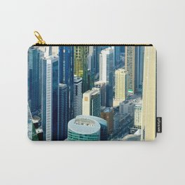 Dubai cityscape Carry-All Pouch