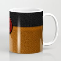naruto Mugs featuring NARUTO by September 9