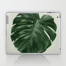Monstera, Santa #1 Laptop & iPad Skin