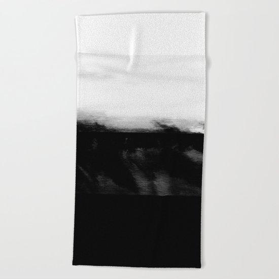 Glitch of the Subconscious Beach Towel