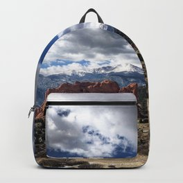 Pikes Peak in Colorado Springs Backpack