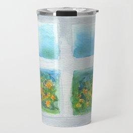 Window #5 Travel Mug