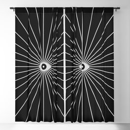 Big Brother (Inverted) Blackout Curtain