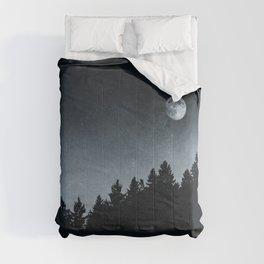 Under Moonlight Comforters