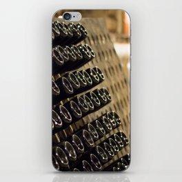 Bottle Valetta iPhone Skin