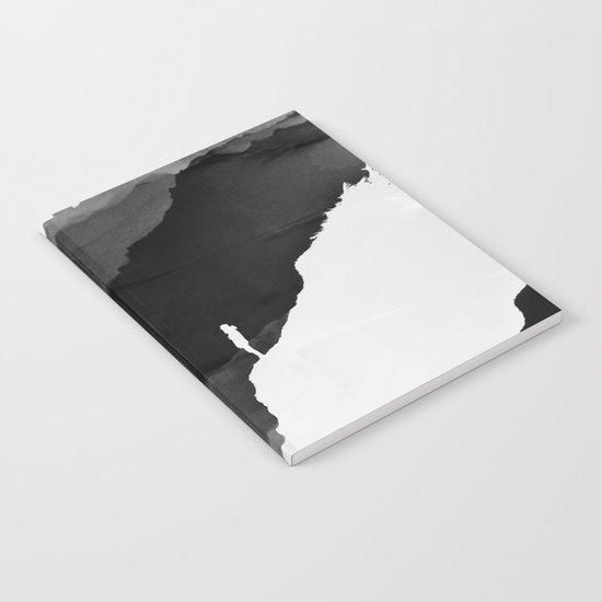 Black Isolation Notebook
