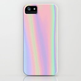 PURE IRIDESCENCE iPhone Case