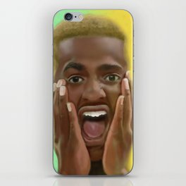 "Carlton of ""Bel-Air"" iPhone Skin"