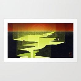 Abysm Art Print