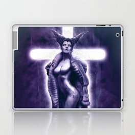 Lady Satanic Laptop & iPad Skin