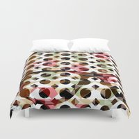 glasses Duvet Covers featuring Glasses by Mr and Mrs Quirynen