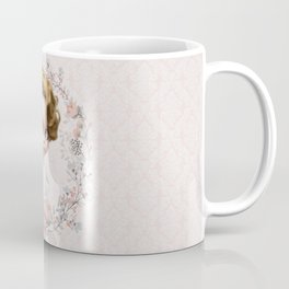 ERREGIRO BLYTHE DOLL DANIELLA WINTER FLOWERS Coffee Mug