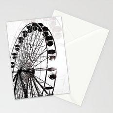 ferris wheel fair Stationery Cards