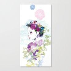 Champetre  Canvas Print