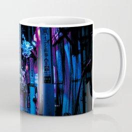 Tokyo's Blade Runner Vibes Coffee Mug