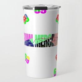 Sexual Mercinary Travel Mug
