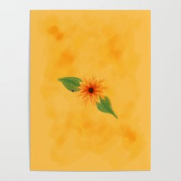 The Flower of Simplicity Poster