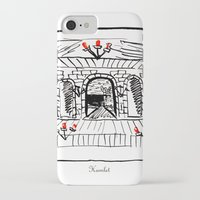 hamlet iPhone & iPod Cases featuring Hamlet by Foxfocus