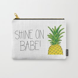 Pineapple Shine On Carry-All Pouch