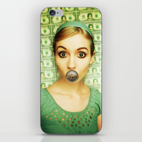 Censorship iPhone & iPod Skin