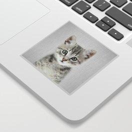 Kitten - Colorful Sticker