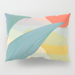 Shapes and Layers no.33 Pillow Sham