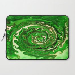 Irish Green Laptop Sleeve