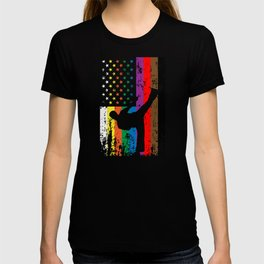 American Karate Gifts For Karate Lovers Karate Items T-shirt