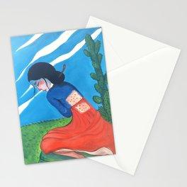 Cactus Skin Stationery Cards