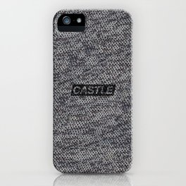 MOONROCKS // CASTLE iPhone Case