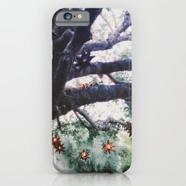 Starry Lanterns iPhone Case