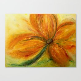 Summer Flower Canvas Print