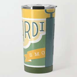 Sardines in a can Travel Mug