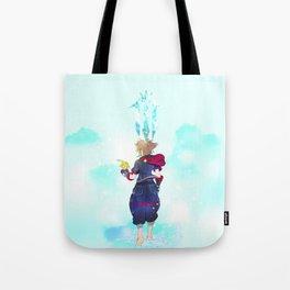 Kingdom Hearts - The Final World Tote Bag