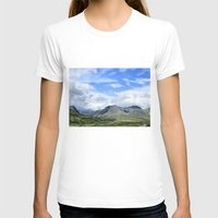 norway T-shirts featuring Rondane - Norway by AstridJN