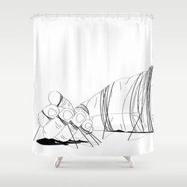 Gulliver Shower Curtain
