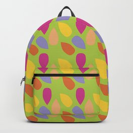 Seamless Pattern Design Backpack