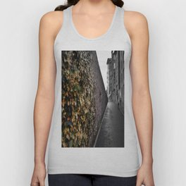 Faded Unisex Tank Top