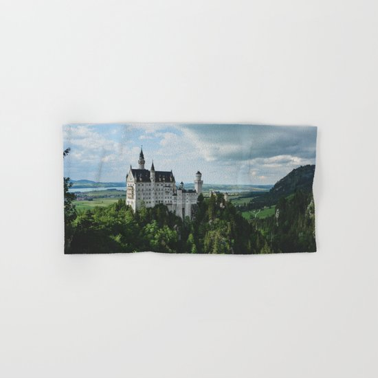 Castle Hand & Bath Towel