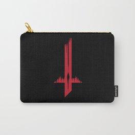 Blackblood Cross Carry-All Pouch