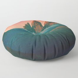 Dreaming Away Floor Pillow
