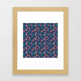 Abstract Animal Framed Art Print